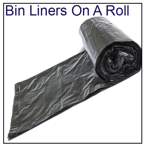 Bin Liners On A Roll