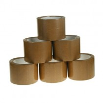 Brown Acrylic Packaging Tape - Case of 36