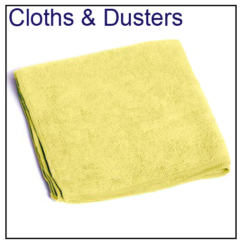 Cloths & Dusters