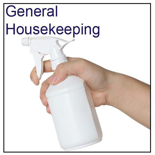 General Housekeeping