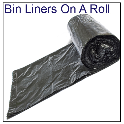 Bin Liners On A Roll