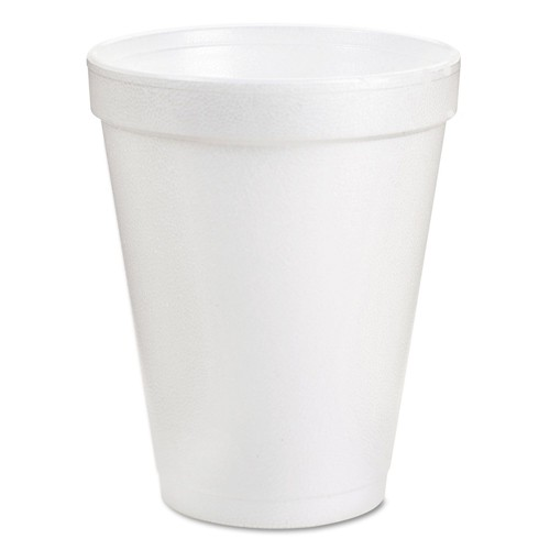 10oz Polystyrene Cups - Case of 1000