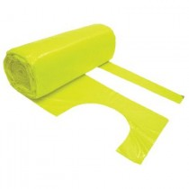 Yellow Aprons On A Roll - Case of 1000