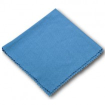 Blue Microfibre Cloths - Pack of 10