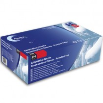 Extra Large Blue Powder Free Nitrile Gloves GN90 - Box of 200