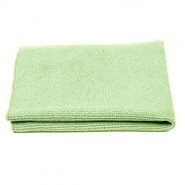 Green Microfibre Cloths - Pack of 10