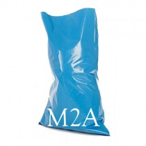 "Blue 500g Builders Bags - 20 x 30"" - M2A - Case of 100"