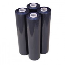 Black Pallet Wrap 500mm x 200m - Case of 6