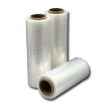 Clear Pallet Wrap 400mm x 250m - Case of 6