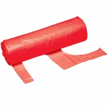 Red Aprons On A Roll - Case of 1000
