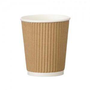 8oz Ripple Cups - Case of 1000