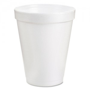 7oz Polystyrene Cups - Case of 1000
